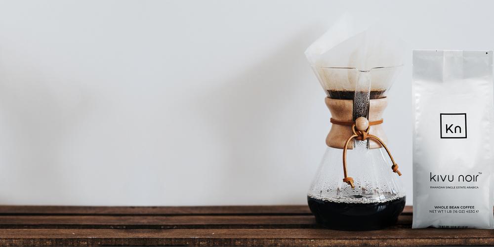 Kivu Noir Coffee